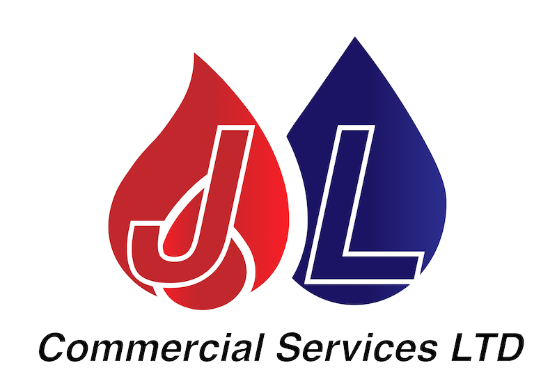 JL Commercial Services Logo - Plumber Reading